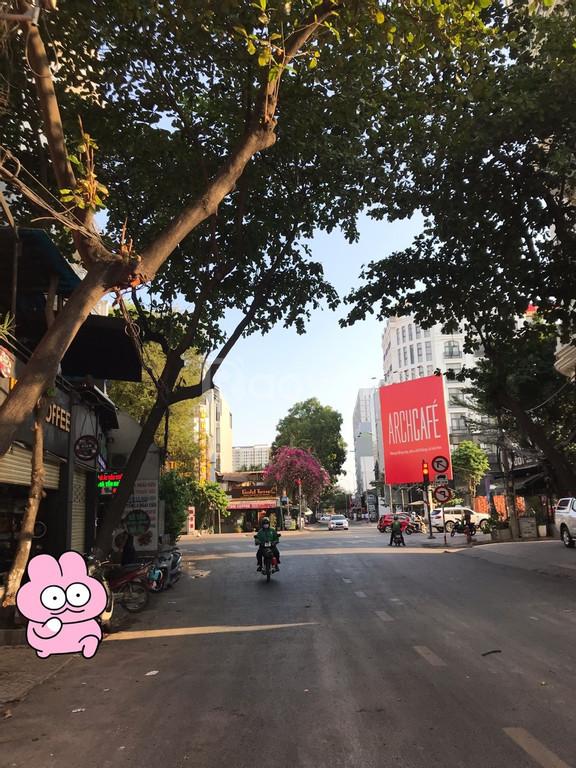 Bán nhà ặt tiền lô góc đường Phan Đăng Lưu- Phan Xích Long, Phú Nhuận