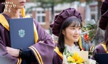 Cơ sở chuyên may áo tốt nghiệp cử nhân mẫu nước ngoài