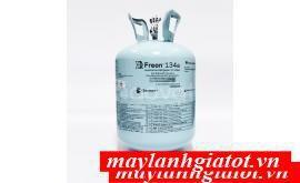 Đại lý gas lạnh Chemours Freon R134a 13.62kg/bình