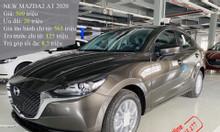 New Mazda2 AT 2020 - chỉ trả trước 125tr lấy xe về nhà