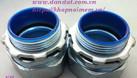 Đầu nối ống ruột gà lõi thép/ Đầu nối ống mềm inox/ Đầu nối mặt bích (ảnh 3)