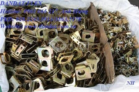 Đầu nối ống ruột gà lõi thép/ Đầu nối ống mềm inox/ Đầu nối mặt bích (ảnh 7)