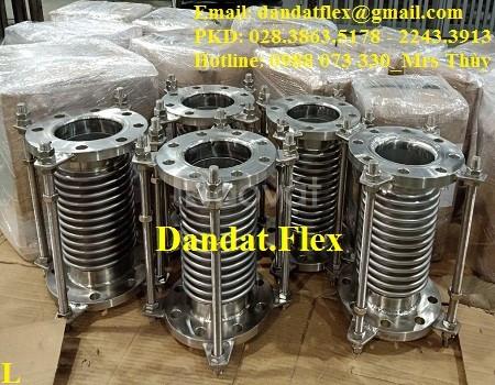 Khớp co giãn ES-100, khớp giãn nở nhiệt inox ES có pasty