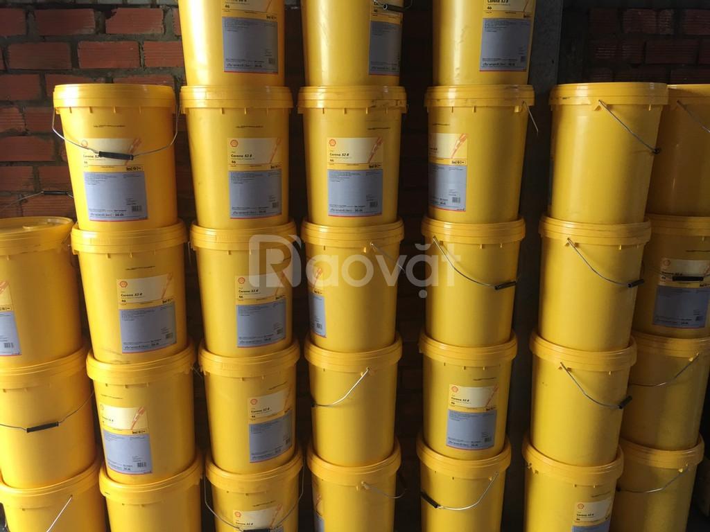 Chuyên  dầu nhớt máy nén khí –dầu máy nén khí trục vít
