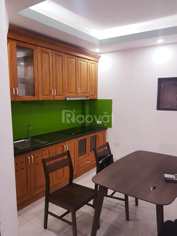Cần bán nhà phố Lạc Long quân, Tây Hồ, dt 45m2, 5T, NHÀ MỚI, chỉ 4.35