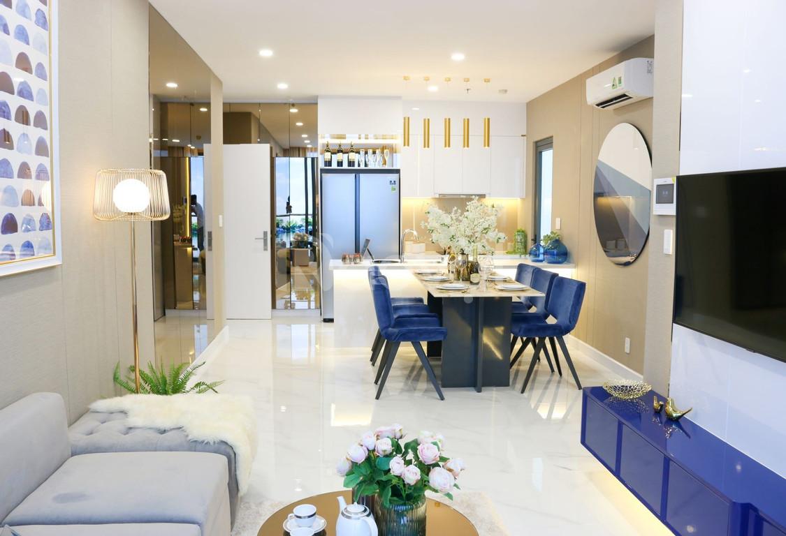 D'Lusso Emerald - căn hộ ven sông - an ninh chuẩn khép kín