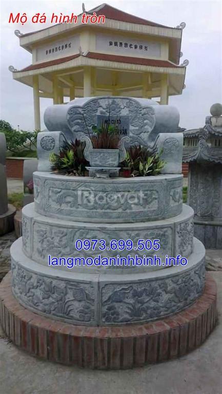 Mộ đá hình tròn – Ý nghĩa mộ đá hình tròn trong phong thủy