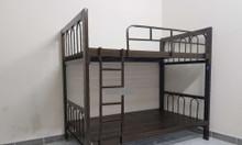 Xưởng giường tầng sắt giá rẻ quy cách 1mx2m