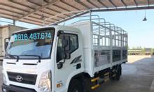Xe tải Hyundai EX 8 hoàn toàn mới 7T5 thùng 5m7