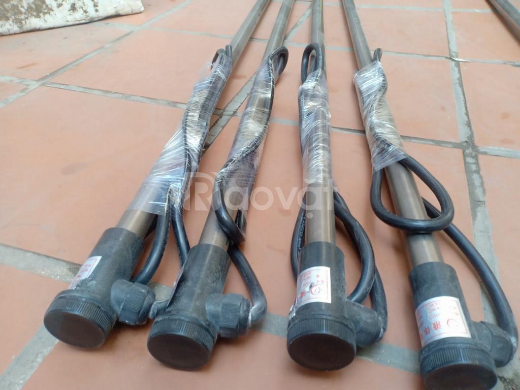 Điện trở ống titan - Điện trở công nghiệp Hoàng Kim