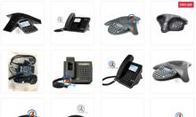 Điện thoại hội nghị polycom - Giải pháp dành cho doanh nghiệp