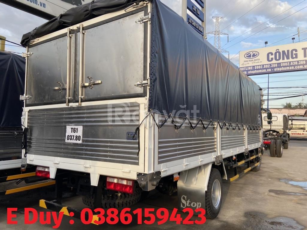 Xe tải faw 7 tấn +giá rẻ | faw 7.3 tấn | faw 7t3 +Bình Dương