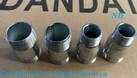 Đầu nối ống ruột gà lõi thép/ Đầu nối ống mềm inox/ Đầu nối mặt bích (ảnh 6)