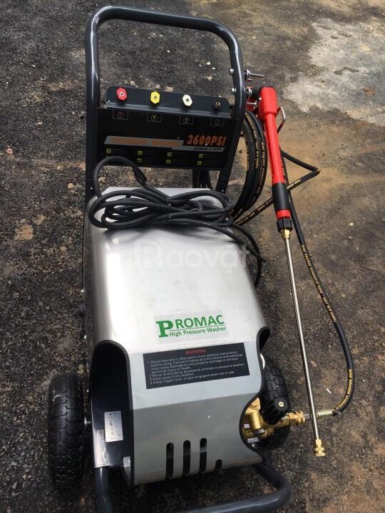Máy phun áp lực 0-250bar 3600PSI Promac M36