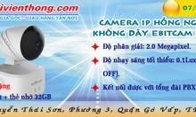 Camera IP EBITCAM E2 2M dành cho khách hàng của Tháng 4