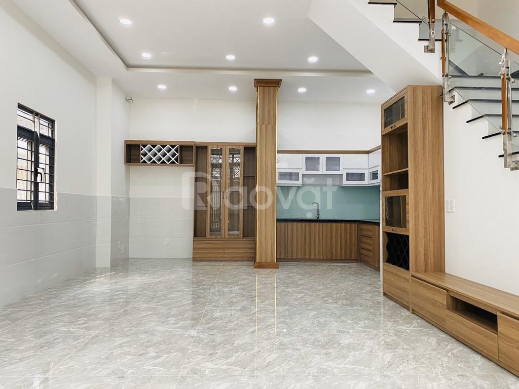 Nhà phố Dương Quảng Hàm, phường 5, Gò Vấp