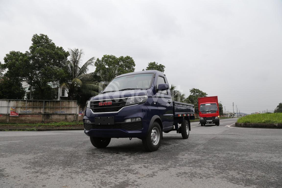 Xe dongben SRM tải 930kg đời 2020 , dongben thùng dài 2m7