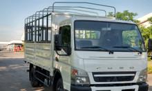 Bán xe tải thaco Fuso 3.5 tấn thùng bạt tại Hải Phòng