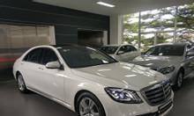 Xe lướt hãng Mercedes S450 model 2019 lướt 5800km tiết kiệm 1,2 tỷ