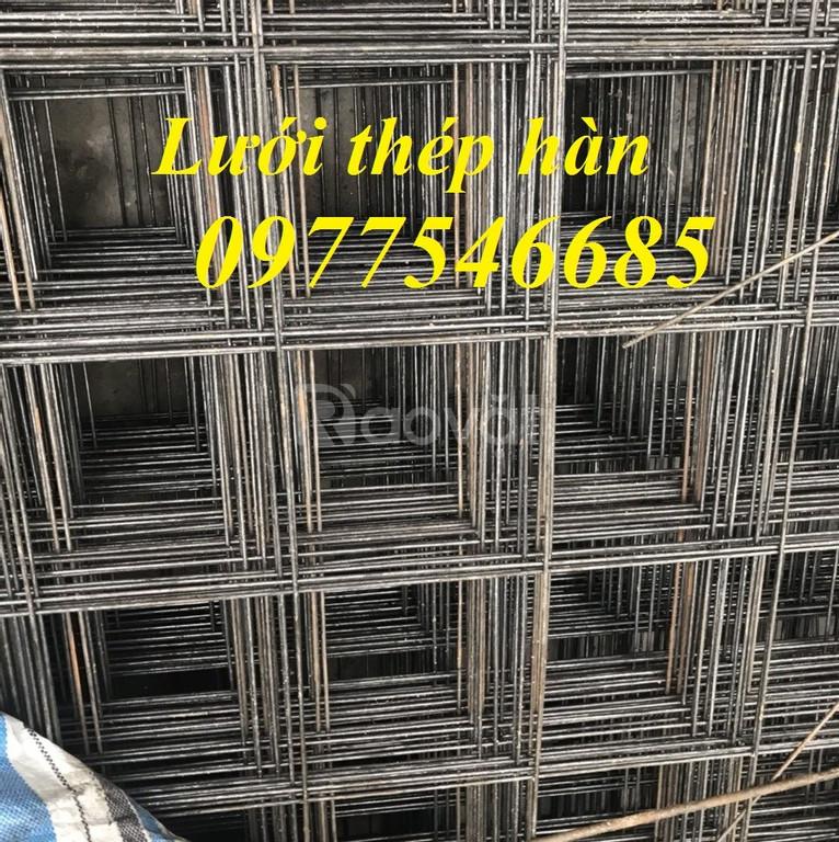 Lưới thép hàn d4 mắt 100x100 tại Hà Nội