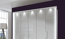Tủ quần áo acrylic an cường - kiểu mẫu đẹp - thi công theo yêu cầu