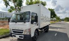 Xe tải Nhật Bản Fuso Canter 4.99 tải trọng 1.9 tấn thùng kín