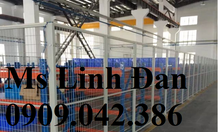 Chuyên cung cấp vách ngăn nhà xưởng, vách ngăn lưới thép
