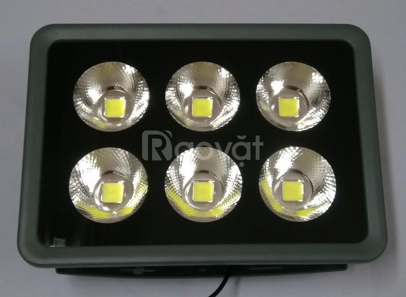 Giá bán đèn pha chip led 35MIL COB 50W công suất 300W
