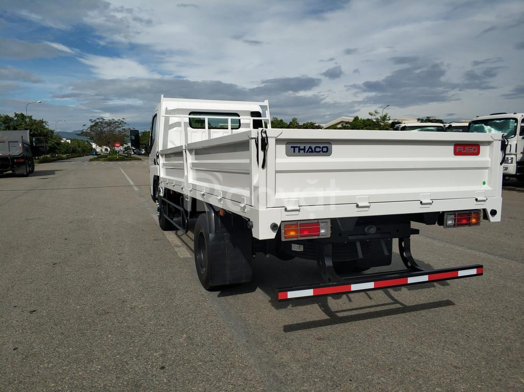 Bán xe 3.5 tấn Nhật Bản thùng lửng