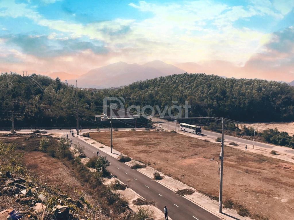 Chính chủ cần bán lô đất nền gần sông Khu Đô Thị Mới TT Khánh Vĩnh