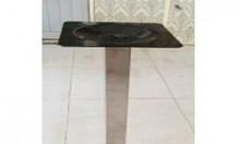 Chân bàn decor chân bàn lắp ráp, mẫu chân bàn đẹp giá rẻ