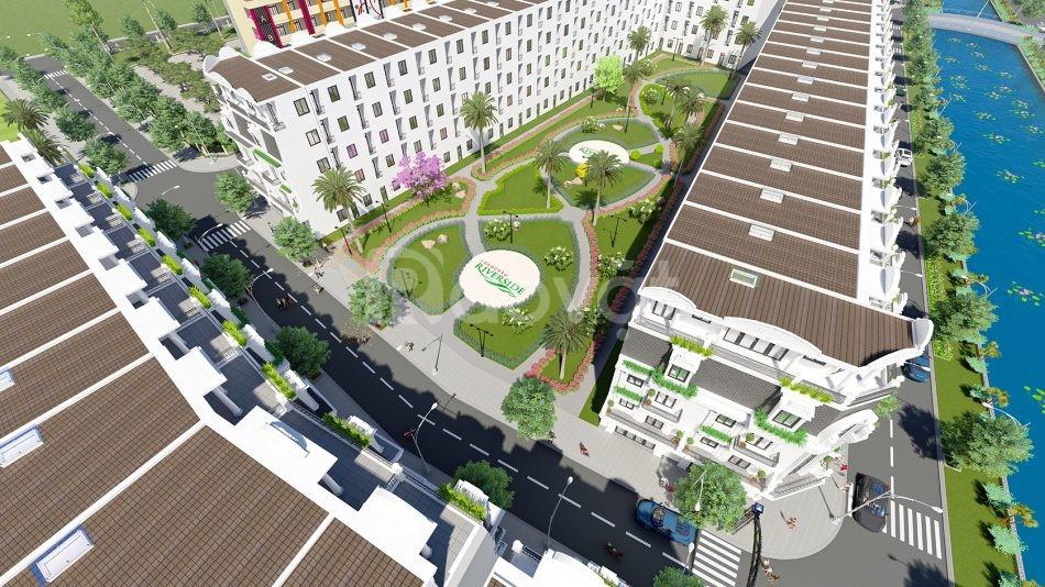 Cần bán 8 lô đất nền đẹp nhất dự án Long Châu Riverside, mặt tỉnh lộ