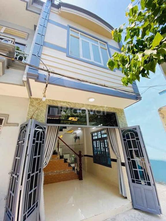 Nhà phố chính chủ đường Phan Huy Ích, P14, Gò Vấp