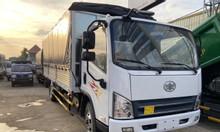 Giá xe tải 7 tấn +thùng dài | Faw 7.3 tấn |faw 7t3  +Bình Dương