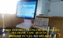 Trọn bộ máy tính tiền cho quán cafe tại Quảng Nam