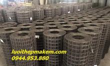 Lưới thép hàn mạ kẽm, tấm lưới mạ kẽm D2 a25x25, D3 a50x50, D4 a50x50