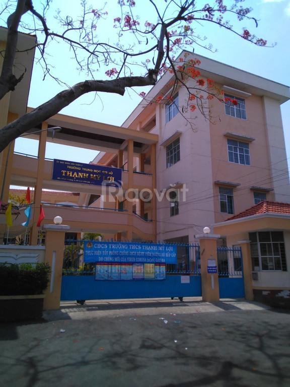 Cần bán lô đất thổ cư 100% MT Nguyễn Đôn Tiết, Bình Trưng Đông, Quận 2