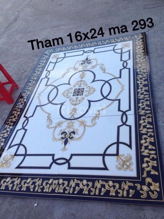 Gạch thảm 3d trang trí cao cấp
