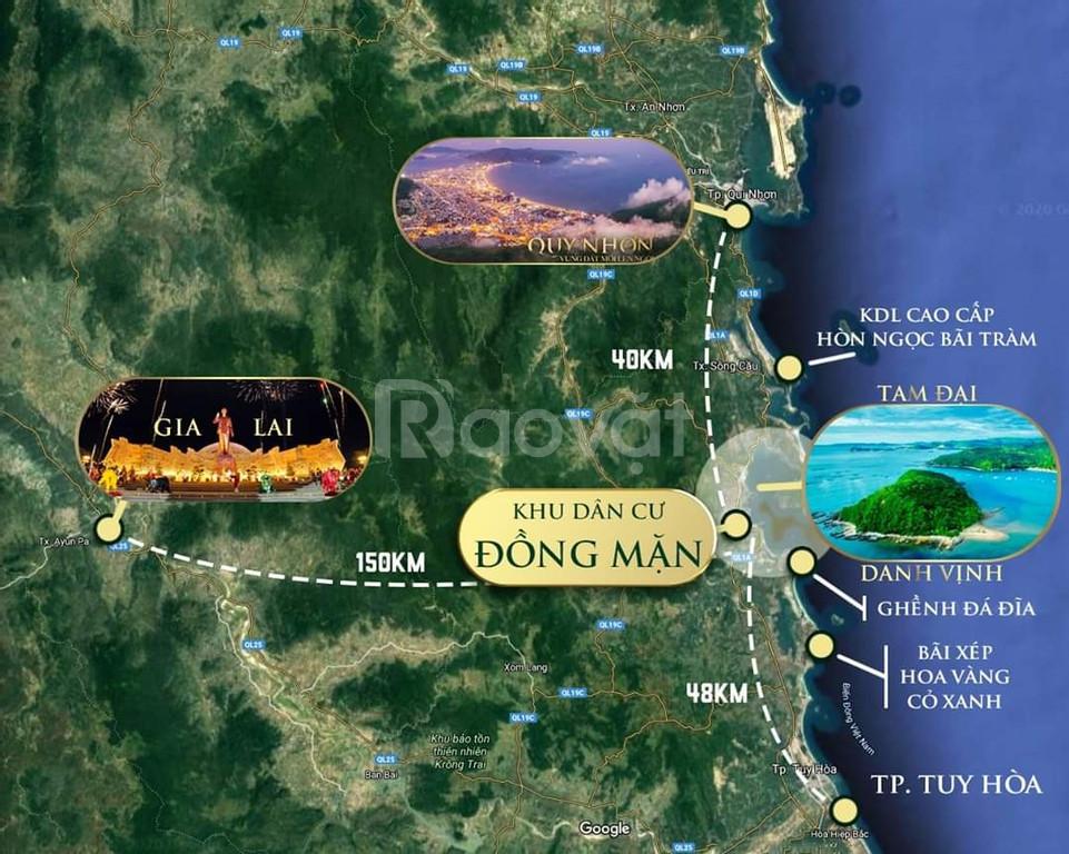 Giới đầu tư đang săn lùng đất nền ven biển - KDC Đồng Mặn là lựa chọn