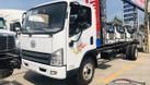 Xe tải máy nhập khẩu faw 7,3 tấn thùng 6m2 ga cơ 2017 giá tốt (ảnh 1)
