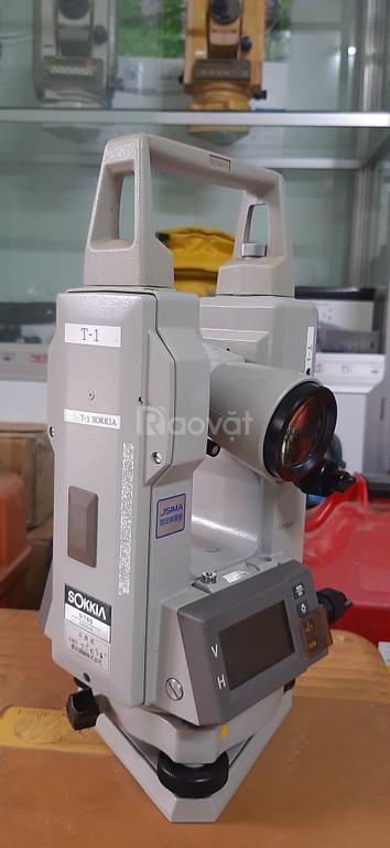 Máy kinh vĩ điện tử cũ Sokkia DT6S