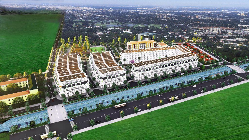 Cần bán 8 lô đất nền đẹp nhất dự án Long Châu Riverside