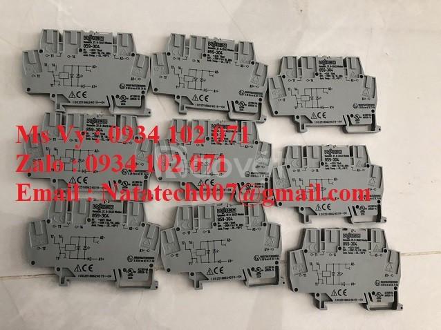 Relay 859-304 wago - Công ty TNHH NATATECH