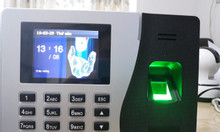 Máy chấm công vân tay có pin lưu điện giá rẻ W200