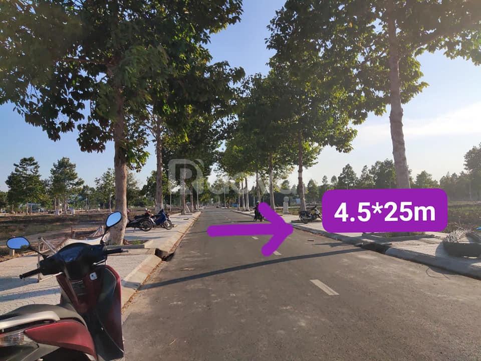 Bán nền 114.2m2 mặt tiền đường số 3 trước cổng TTYT giá chỉ từ 18,1tr