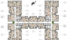 Cần bán căn hộ 2PN, The Zei, ngay trung tâm Mỹ Đình, Chiết khấu 415tr