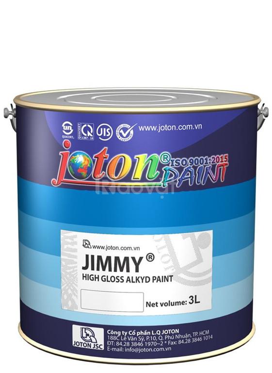 Cần mua sơn dầu joton jmmy cho sắt thép tại TPHCM
