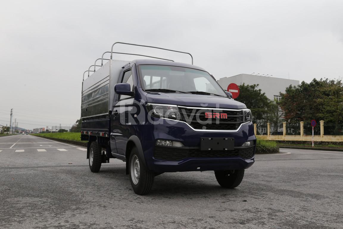 Xe dongben SRM tải 930kg đời 2020 +giá rẻ +Bình Dương .