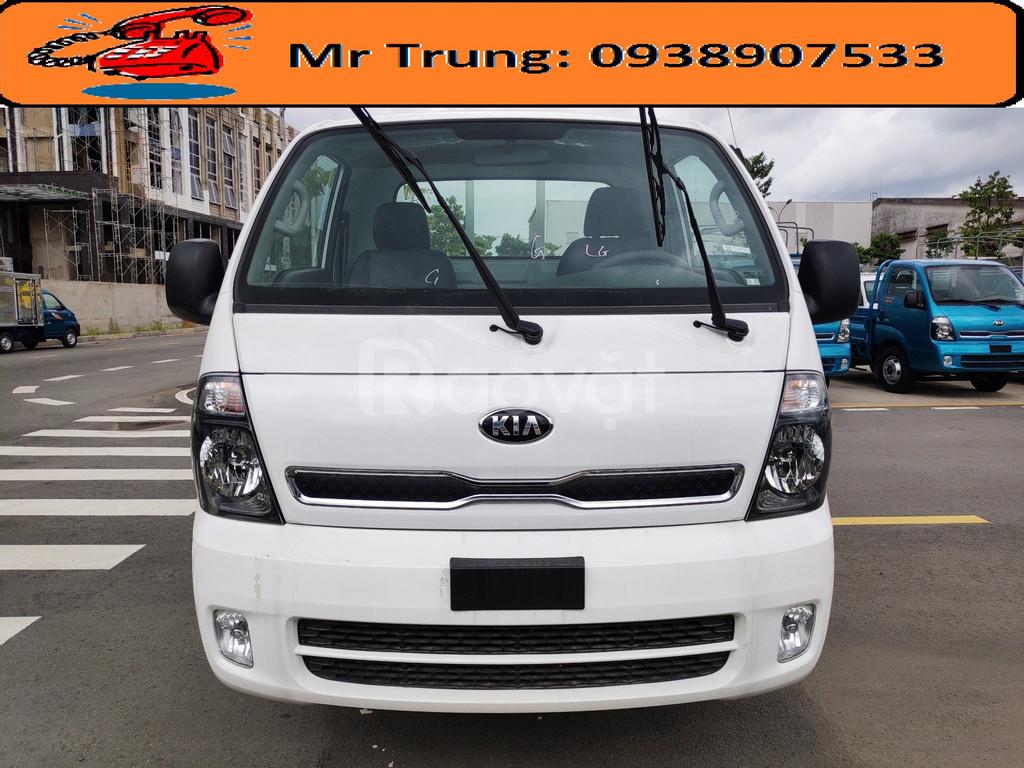 Giá xe tải kia 1t4, giá xe tải kia 2t4, giá xe tải tốt Sài Gòn