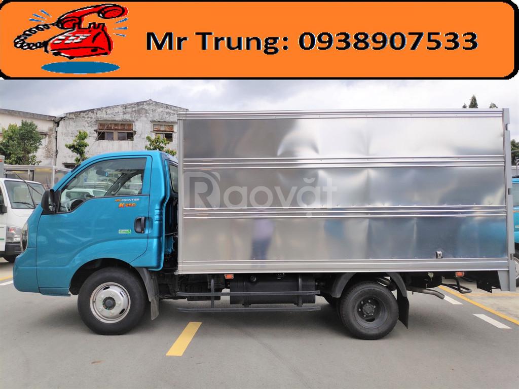 Xe tải 2tấn4 Kia k250 giá tốt tại TPHCM